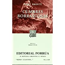 Cumbres Borrascosas (portada puede variar)