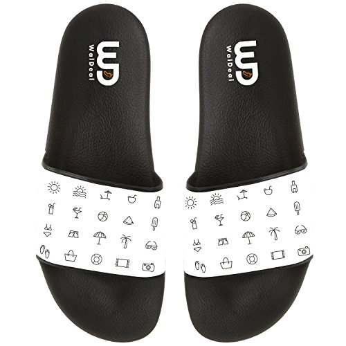 0efd9b582f93 delicate Summer Vacation Non-slip Slide Sandals Home Shoes Beach Swim Flip  Flops Indoor and