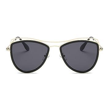 Aoligei Sonnenbrille Dame Mode Europäischen Sonnenbrille ANTI-UV-Sonnenbrillen CKmDS3fB