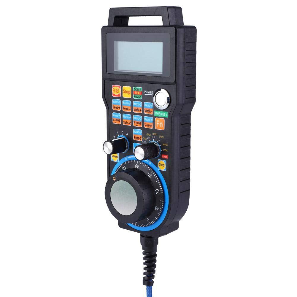 USB Contr/ôleur de manette sans fil /à distance pour la machine de gravure CNC Syst/ème Mach3 Syst/ème MPG Pendentif Manivelle CNC G/én/érateur de pouls manuel avec contr/ôle par c/âble