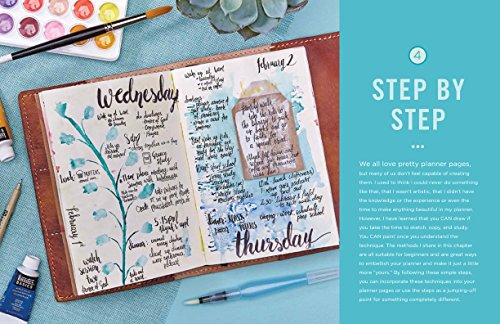 Journal Me Organized: The Complete Guide to Practical and Creative Planning by Get Creative 6 (Image #6)