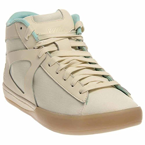 Alexander McQueen By Puma Step Mid Men US 10 Ivory - Mcqueen Sale Alexander Men
