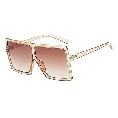 a126fb3bca638 vintage lunettes de soleil carr es m tal. Black Bedroom Furniture Sets. Home Design Ideas