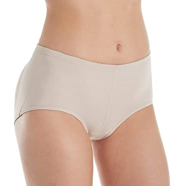 b854caf46c Leonisa Magic Benefit Instant Butt Lift Padded Panty Boyshort Underwear for  Women Beige