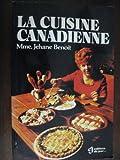La Cuisine Canadienne 289044001X Book Cover