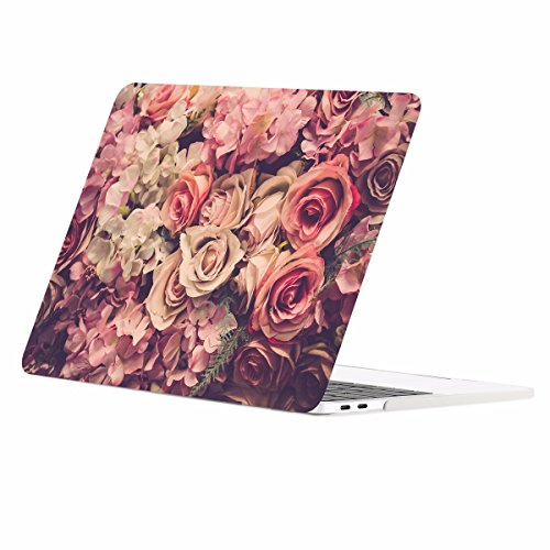 TOP CASE Macbook Pattern Rubberized