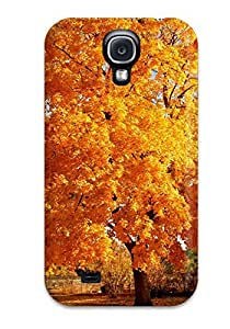Special Design Back Tree Phone Case Cover For Galaxy S4