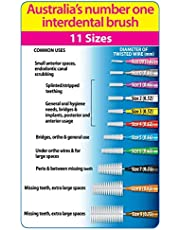 Piksters Interdental Brush Size 00 Pink X 40
