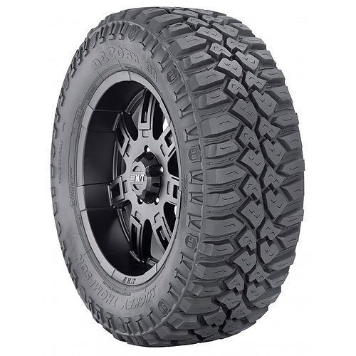 Mickey Thompson Deegan 38 All-Terrain Radial Tire - 33X12.50R15LT 108Q by Mickey Thompson