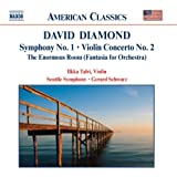 Symphonie Nr. 1/Violinkonz. 2