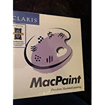 MacPaint Free-form Macintosh painting