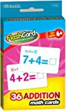 BAZIC Addition Flash Cards (36/Pack) (Pack Of 72)