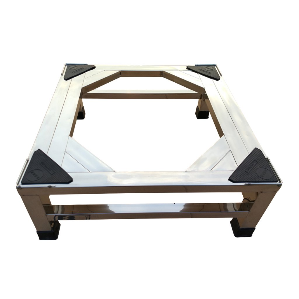 JUFU Moving Tool Automatic Stand, Rack Base, Washing Machine Base Bracket, 60 cm 60 cm 30 cm @@