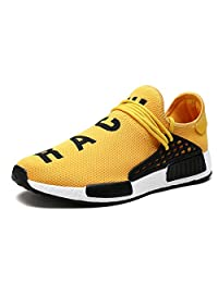 ABeno Men Running Shoes Lightweight Couples Fashion Hit Color Sports Shoes