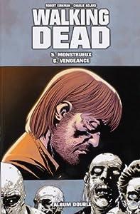 """Afficher """"Walking Dead (Album double) n° 5-6<br /> Monstrueux"""""""