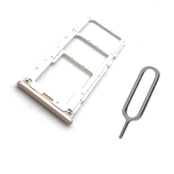 Amazon com: Draxlgon SIM Card Tray Slot Holder + Micro SD