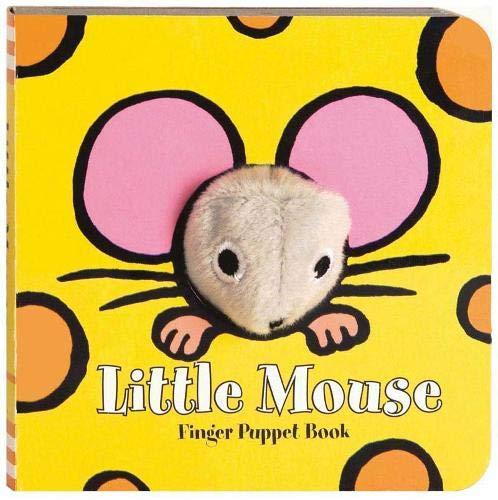 Little Mouse: Finger Puppet Book (Little Finger Puppet Board -
