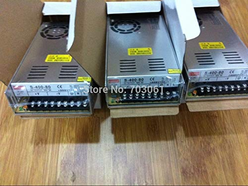 Utini 400W 48V 8.3A Custom Demand Power Supply for Machine use