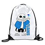 LHLKF Sans Undertale Role-playing Video Game Character One Size New Design Shoulder Bags