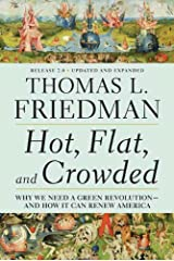 Hot, Flat, and Crowded 2.0: Why We Need a Green Revolution--and How It Can Renew America Kindle Edition