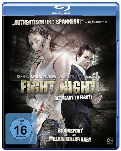 Rigged ( Contest Night ) [ NON-USA FORMAT, Blu-Ray, Reg.B Import - Germany ]