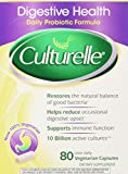Culturelle Digestive Health Probiotic, 80 Capsules For Sale