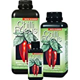 Chilli Focus - Fertilizante líquido para pimientos. 100 ml.