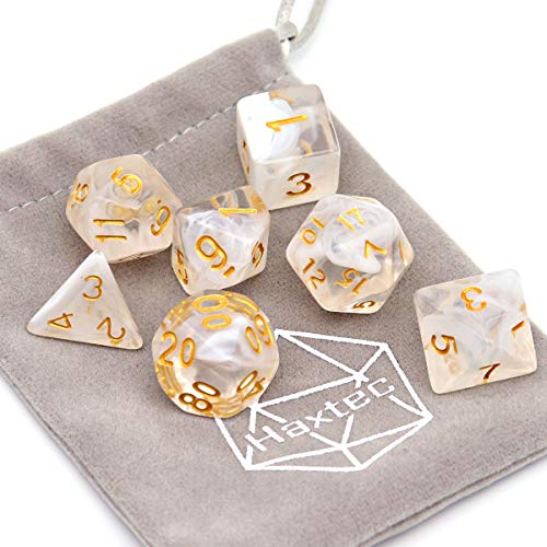 Where to find rpg dice white?