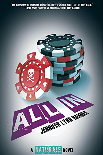 Download All In ((The Naturals #3)) pdf epub