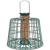 C J Guardian Peanut Bird Feeder Pack (Small) (Green)