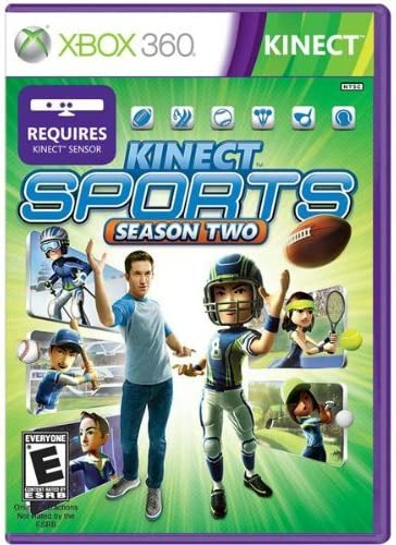Amazon Com Kinect Sports Season Two Video Games
