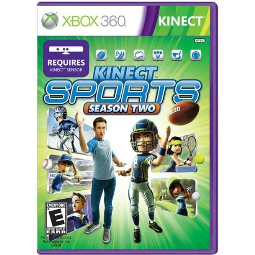 Kinect Sports Season Two (Best Boxing Game For Xbox 360 Kinect)