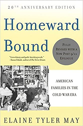 how did middle class americans become homeward bound during the cold war era