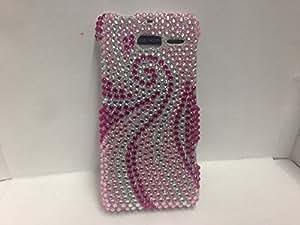 Motorola Droid Razr M Xt907 (bling pink phoenix)