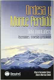 Ordesa y monte perdido - guia montañera