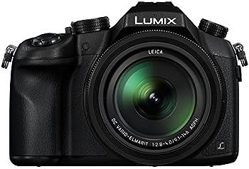 Panasonic LUMIX FZ1000 20.1MP 4K UHD Digital Camera + Memory Card + Bag