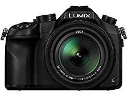 Panasonic Lumix Fz1000 4k Point & Shoot Camera, 16x Leica Dc Vario-elmarit F2.8-4.0 Lens, 21.1 Megapixels, 1 Inch High Sensitivity Sensor, Dmc-fz1000 (Usa Black)