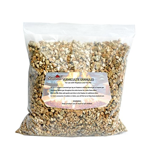 vermiculite for gas logs - 6