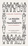 img - for La regi n m s transparente / Where the Air is Clear (Spanish Edition) book / textbook / text book