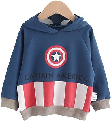 Camiseta para Niño Spiderman Camisas Infantiles de Ropa Sudaderas ...