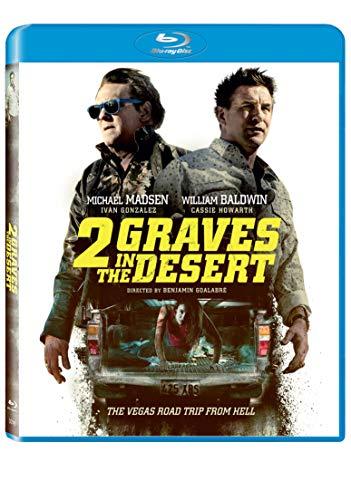 2 Graves In The Desert [Blu-ray]