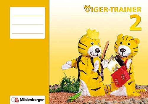Tiger-Trainer 2 - Arbeitsheft: Festigung und produktives Üben, 2. Schuljahr