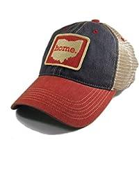 Vintage Ohio Home Trucker Hat