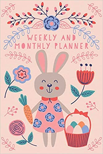 Weekly and Monthly Planner: A 12-Month, Start-Anytime ...