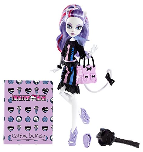 Monster High New Scaremester Catrine DeMew Fashion