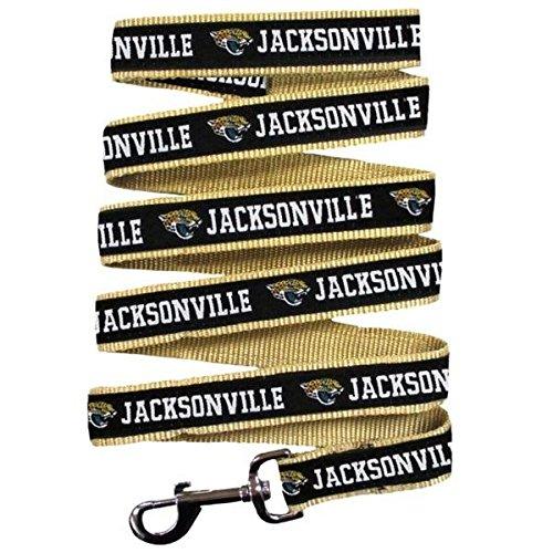 (Jacksonville Jaguars Pet Leash by Pets First - Large)
