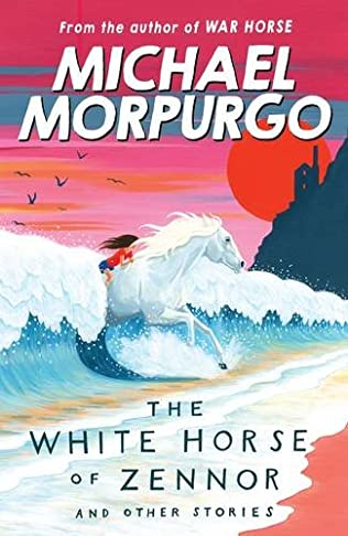 book cover of The White Horse of Zennor