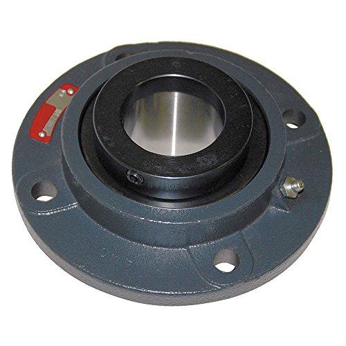 Light Contact Nomex Felt Seals Krytox GPL227 High Temperature Grease Lubrication Sealmaster ERX-24 HI Wide Inner Ring Ball Bearing 80mm OD 1-1//2 Bore High Temperature Setscrew Locking Collar 1-15//16 Width