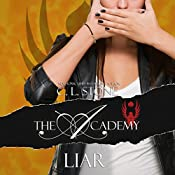 Liar: The Academy: The Scarab Beetle, Book 2 | C. L. Stone