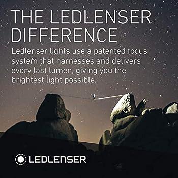 Ledlenser H4.2-250-Lumen LED Headlamp With Pivoting Lamp Head /& Rear Light